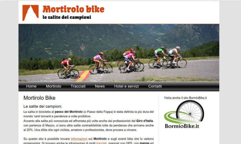 Mortirolo Bike